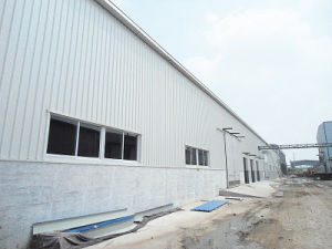 Prefabricated Light Steel Structure Temporary Building (KXD-99) pictures & photos