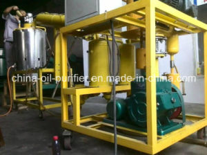 Waste Engine Oil Distillation Machine/Black Motor Oil Purifier Machine pictures & photos