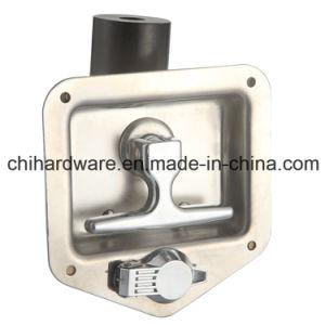 T Handle Lock/Toolbox Lock/Truck Trailer Door Toolbox Lock pictures & photos