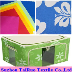 200d Polyester Oxford for Lady Cosmetic Bag pictures & photos