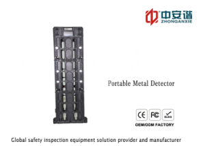 Waterproof 255 Level Sensitive Walk Through Metal Detectors for Security Check pictures & photos