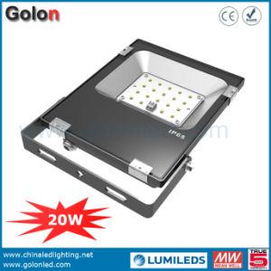 Mini Ultra Thin LED Flood Light with Philipssmd 20W SMD LED Floodlight 10W 20W 30W LED Flood Light SMD pictures & photos