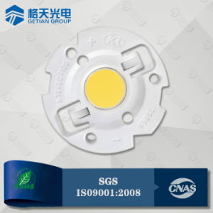 Warm White 2700k 12W COB LED CRI80 130-140lm/W pictures & photos