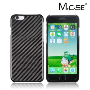 Real Carbon Fiber Mobile Phone Back Cover for Apple iPhone 6 6s pictures & photos