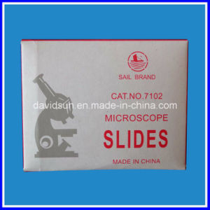 Microscope Slides and Cover Glass/Microbiology Examination Use pictures & photos