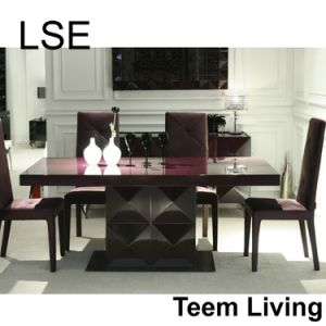 Modern Home Furniture for Dining Room, Elegant Dining Table pictures & photos