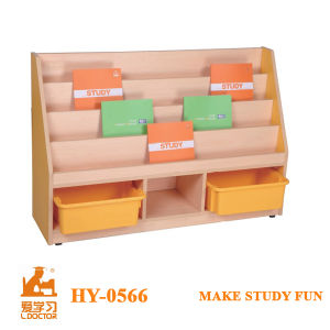 Modern Kids School Cabinet Shelf pictures & photos