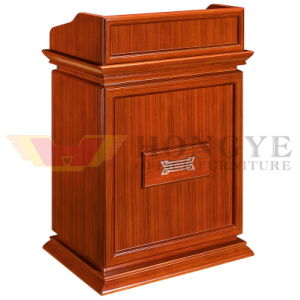 Modern Special Patented Product Speaking Table (HY-008-2) pictures & photos