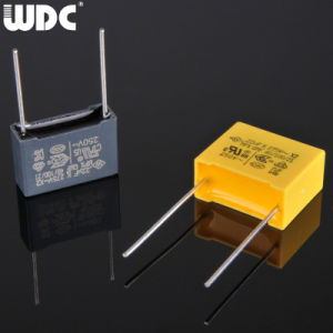 EMI Suppression Capacitor Film Capacitor for Pulse Circuits (SMXW′ V)