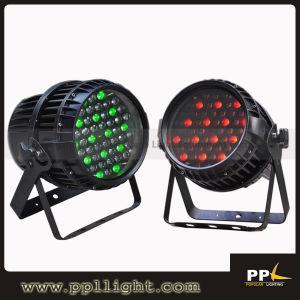 Zoom 54X3w Outdoor RGBW LED PAR Light IP65 pictures & photos