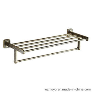Towel Rack in Bronze Finish for Household or Hotel pictures & photos