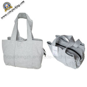 Fashion Cotton Shopping Bag with Handle (HC00150817001) pictures & photos