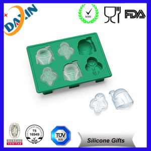 High Quality Silicone Ice Cube Tray for Promotional Gifts pictures & photos