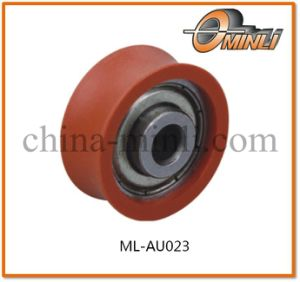 Plastic Pulley with Bearing for Furniture (ML-AU023) pictures & photos