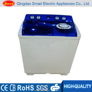 9kg Home Portable Twin Tub Top Loading Washing Machine