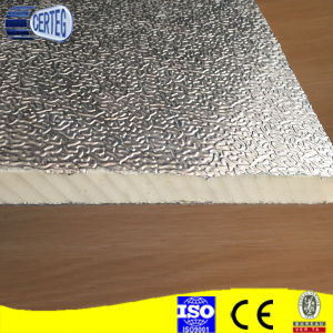 20mm Aluminum foil PU PIR phenolic foam duct Panel pictures & photos