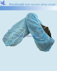 Waterproof Nonslip Overshoes Non Woven Disposable pictures & photos