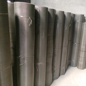 0.31mm Wire Diameter 0.30mm Aperture 316L Stainless Steel Sea Salt Filtration Mesh pictures & photos