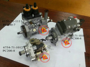 Engine Parts Auto Parts, Spare Parts, Fuel Pump (6156-71-1111) pictures & photos