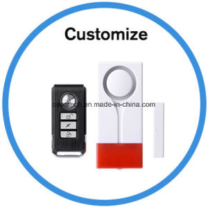 Wireless Security Door Sensor Alarm pictures & photos