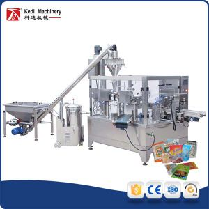 Automatic Rotary Bag-Given Coffee Packaging Machine pictures & photos