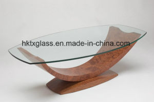 Tempered Glass Coffee Table Tops with En12150 and ANSI Ceriticate pictures & photos