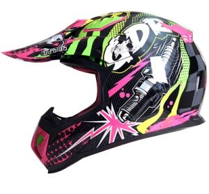 Mx Helmets Gdr Hot Sales off Road Helmets ECE/DOT Standard pictures & photos