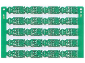 PCB 2 Layers 1.6mm, 1oz Copper, Htg 170