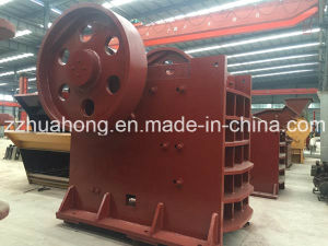 PE-600*900 Jaw Crusher for Limestone, Stone Crushing Plant Machine pictures & photos