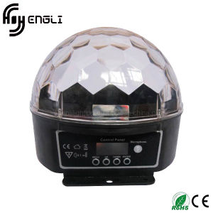 30W LED Crystal Ball Effect KTV Disco Light (HL-056) pictures & photos