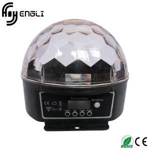 30W LED Crystal Ball Effect KTV Disco Light (HL-056)