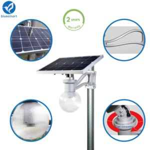 Energy Saving LED Integrated Solar Garden Lighting pictures & photos