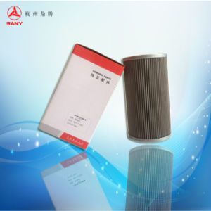 ODM/OEM Sany Excavators Suction Hydraulic Oil Filters pictures & photos