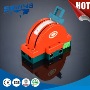 2p225A Electric Chang Over Switch with Green Handle and Fire-Retarded Base pictures & photos