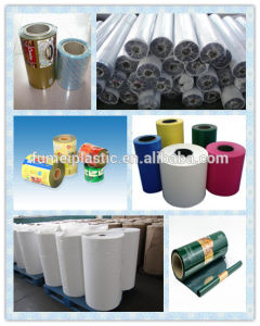 Roll HDPE Plastic Film with Good Quality