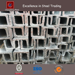 Zinc Coated Channel Steel for Construction (CZ-C68) pictures & photos