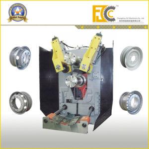 5 & 15 Deg DC Tubeless Wheels Rim Forging Machine pictures & photos