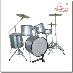 5PCS Drum Set Including Cymbal pictures & photos