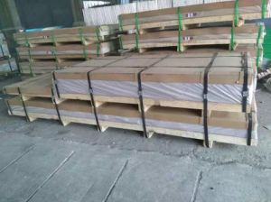 Marine Aluminum Sheet A5052 H34 with Different Thickness pictures & photos