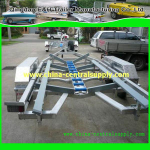 7.3m Aluminum Boat Trailer pictures & photos