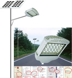 60W Solar Street Light, Home or Outdoor Using Solar Lamp, Solar LED Garden Lighting pictures & photos