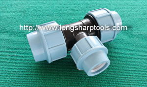 PP Reducing Tee for Irrigation and Building Ls 6067