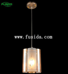Glass and Iron Base Europe Style Lighting for Pendant Light/Chandelier Light pictures & photos