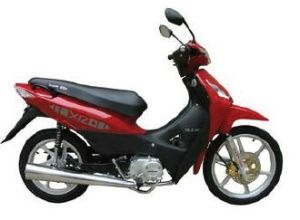 New Style 110cc Cub Motorbike Motorcycle Street Bike pictures & photos