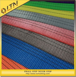 Flat Webbing Sling / Polyester Webbing Sling / Lifting Sling pictures & photos