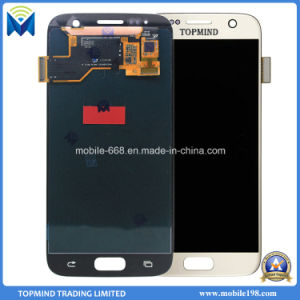 Original LCD for Samsung Galaxy S7 G930 LCD with Touch Screen Digitizer pictures & photos