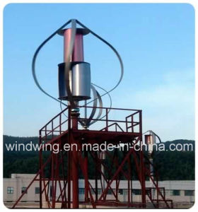 600W Maglev Wind Turbine Generator with off-Grid System pictures & photos
