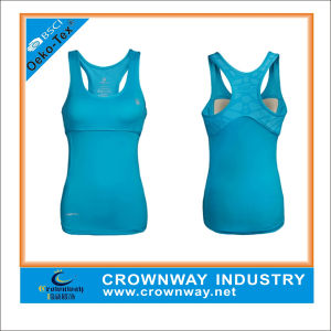 Custom Fitness Gym Tank Top for Women pictures & photos