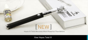 Electronic Cigar Ecig Hayes III Large Vapor Electronic Cigarette pictures & photos