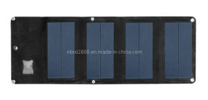 5V 4W 660mA Flexible Solar Charger Panel (2SC1-4)